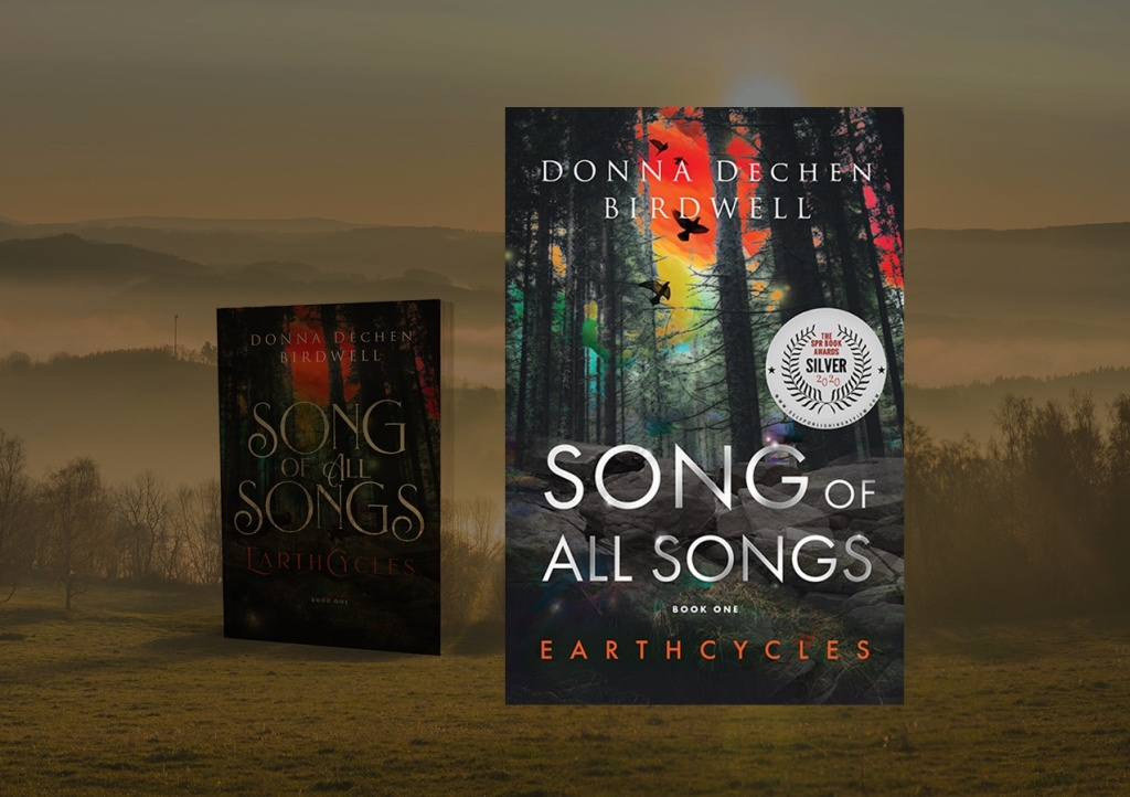 There's a new cover for SONG OF ALL SONGS!